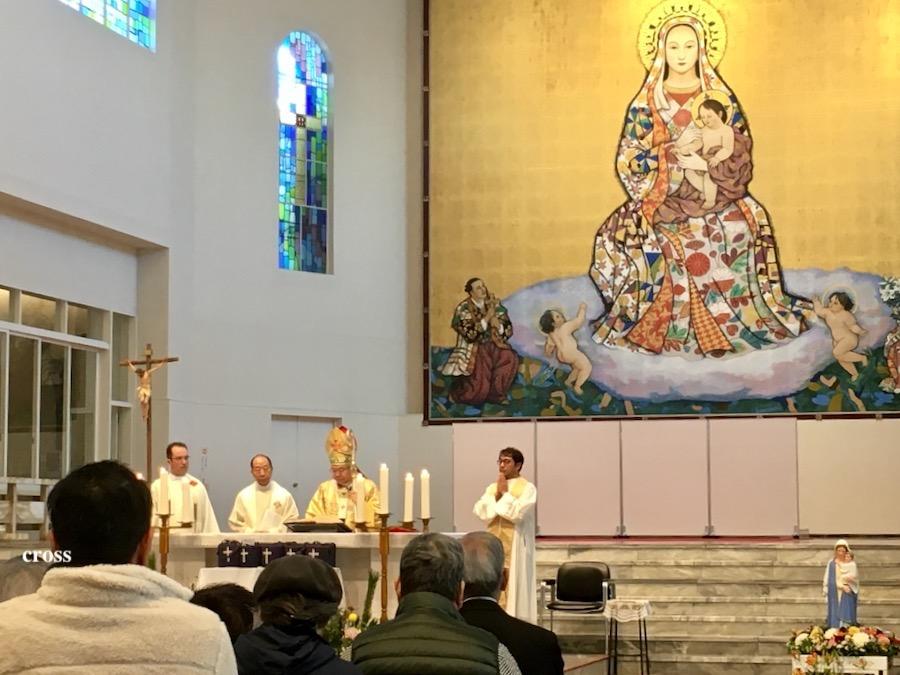 大阪カテドラル聖マリア大聖堂