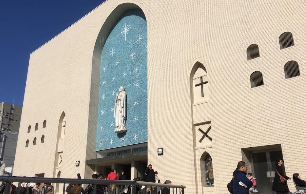 玉造カトリック教会