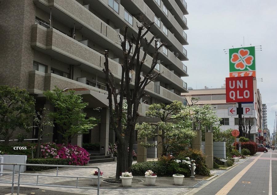ユニクロ城東関目