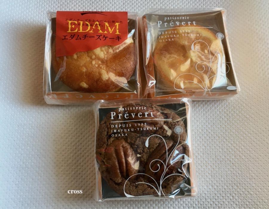 プレヴェール焼き菓子