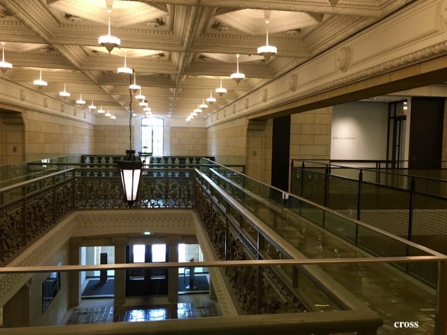 ダイビル本館2階