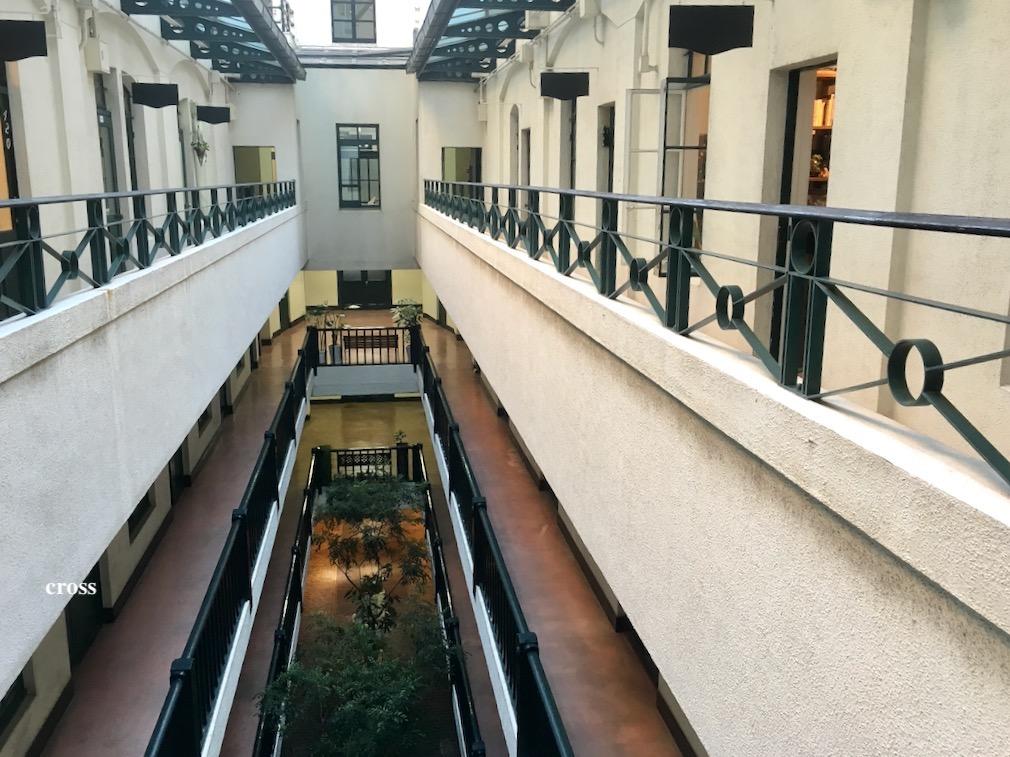 船場ビルディング中廊下