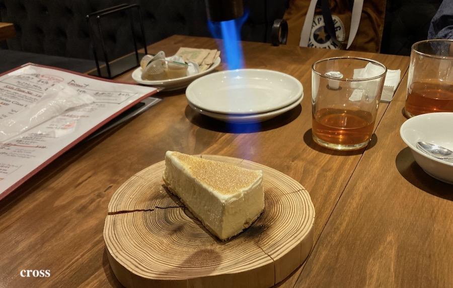 バンサンチーズケーキ
