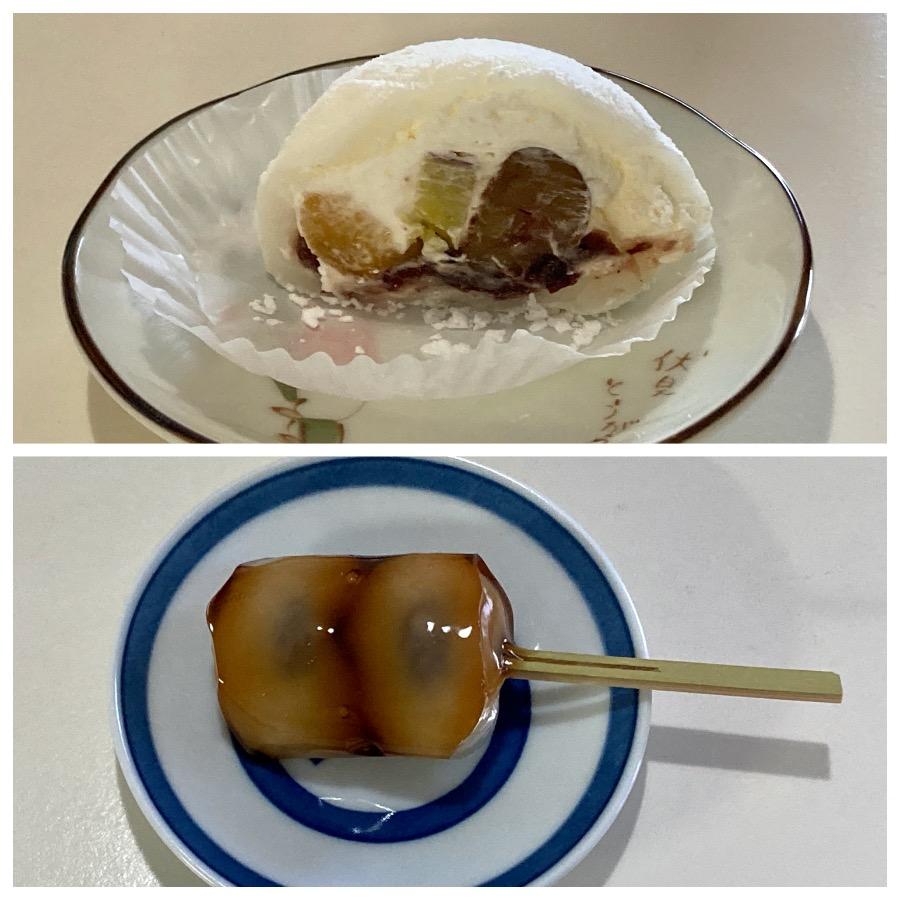 小倉山荘和菓子