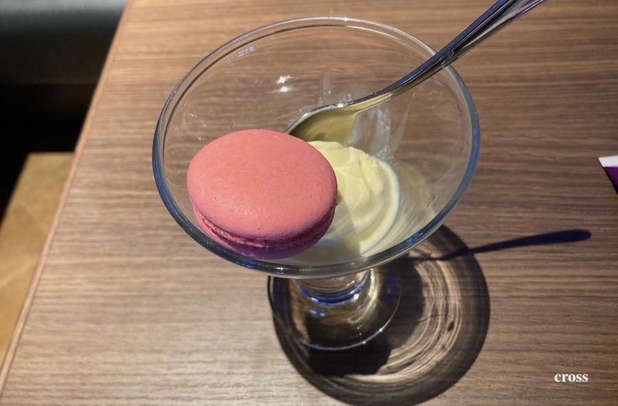 アイスクリームマカロン