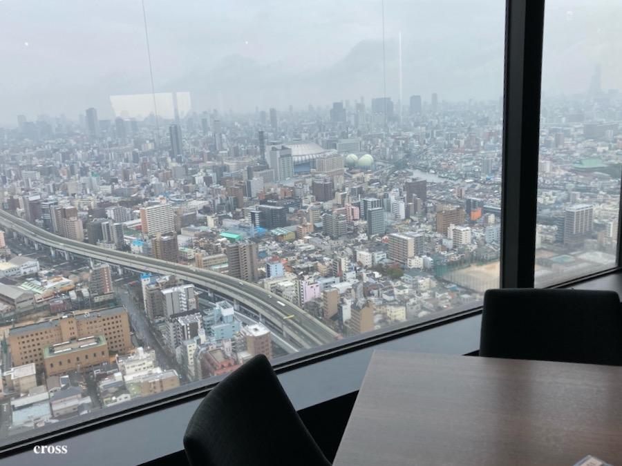 アートホテル大阪ベイタワー景色