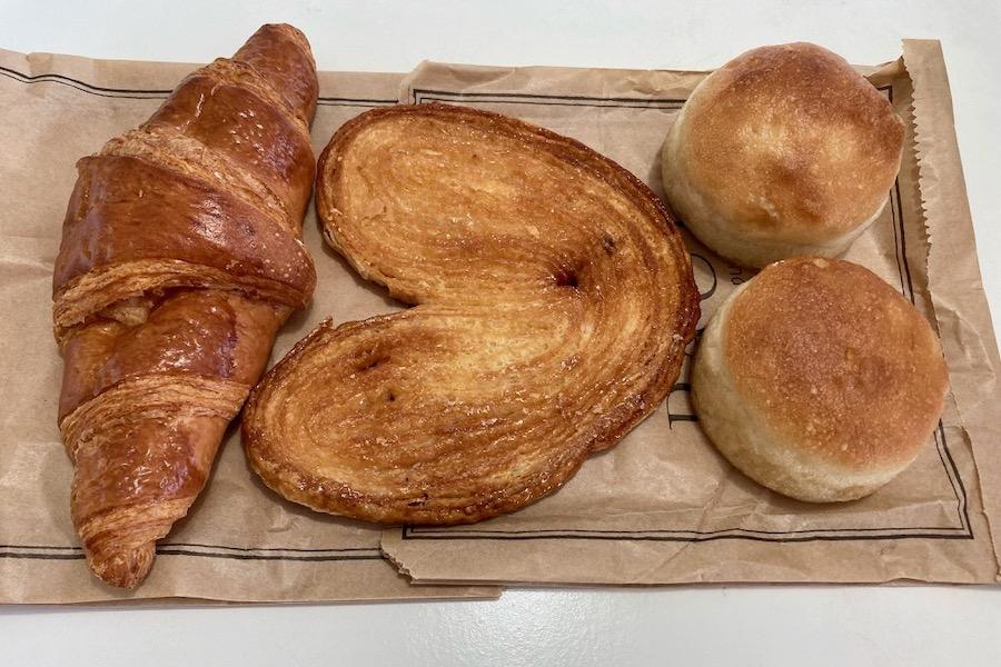 paulのパンtabete